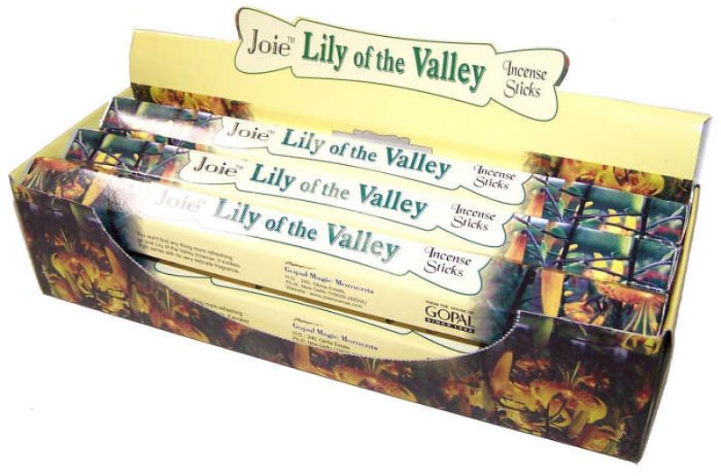 120 Lily Of The Valley Incense Sticks